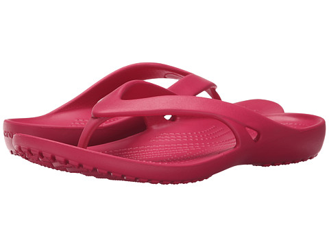 Incaltaminte Femei Crocs Kadee II Flip Raspberry