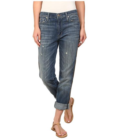 Imbracaminte Femei Hudson Jude Skinny Jeans w Beading in Serrano Serrano