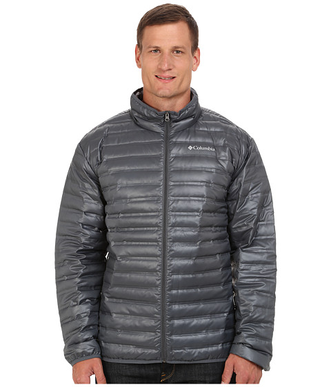Imbracaminte Barbati Columbia Big amp Tall Flash Forwardtrade Down Jacket Graphite
