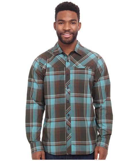 Imbracaminte Barbati Prana Farley Long Sleeve Shirt Dark Olive