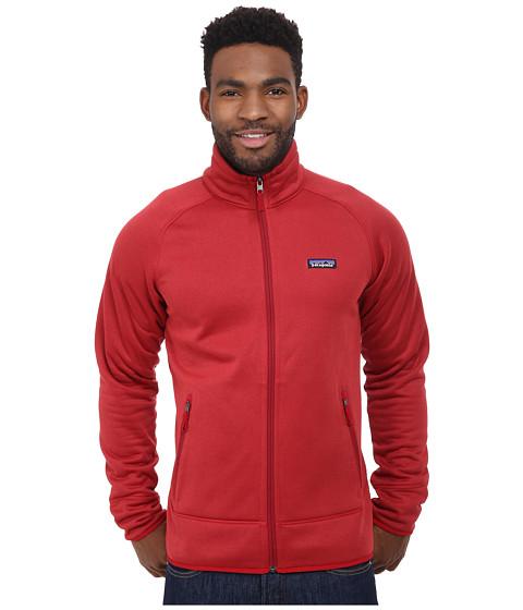 Imbracaminte Barbati Patagonia Tech Fleece Jacket Classic Red