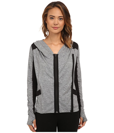 Imbracaminte Femei Hurley Dri-FITtrade Moto Jacket Heather Cool Grey