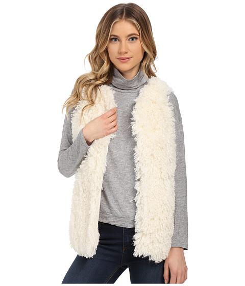 Imbracaminte Femei Gabriella Rocha Lucy Faux Fur Vest Ivory