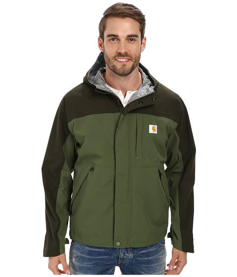 Imbracaminte Barbati Carhartt Shoreline Vapor Jacket Bronze GreenOlive