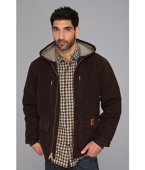 Imbracaminte Barbati Carhartt Sandstone Jackson Coat Dark Brown