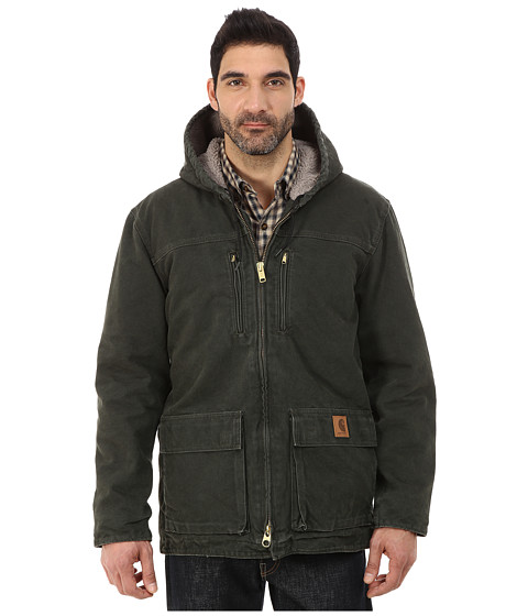 Imbracaminte Barbati Carhartt Sandstone Jackson Coat Moss