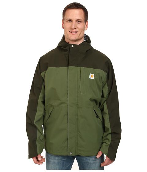 Imbracaminte Barbati Carhartt Big amp Tall Shoreline Vapor Jacket Bronze GreenOlive