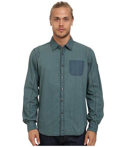 Imbracaminte Barbati Alpinestars Centro Woven Shirt Blue