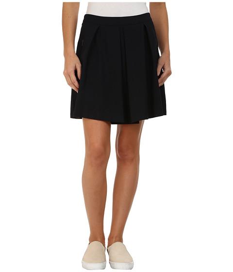 Imbracaminte Femei Lacoste Wool Pique A-Line Skirt Midnight