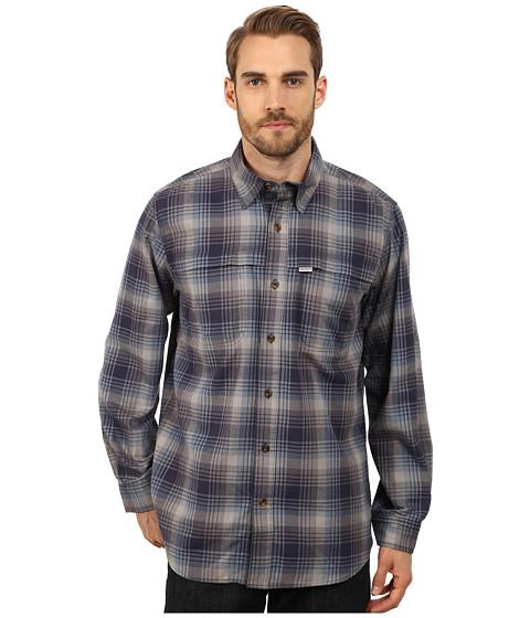 Imbracaminte Barbati Carhartt Force Reydell Long Sleeve Shirt Steel Blue
