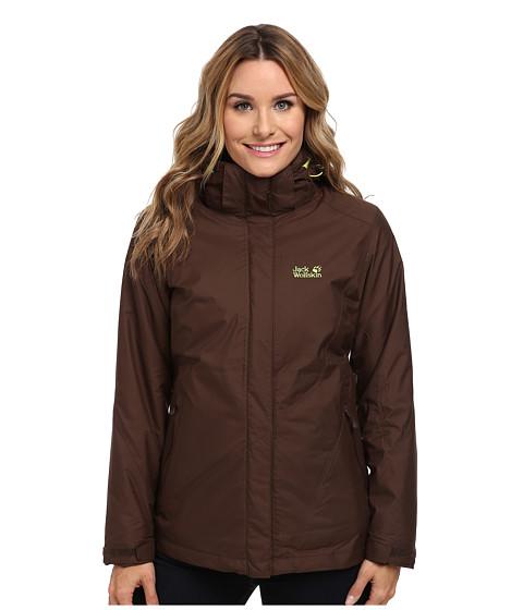 Imbracaminte Femei Jack Wolfskin Arborg Jacket Mocca