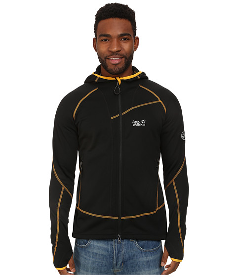 Imbracaminte Barbati Jack Wolfskin Prime Dynamic Jacket Black