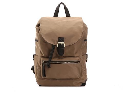 Genti Femei Madden Girl Madden Girl Rustic Backpack TaupeBlack
