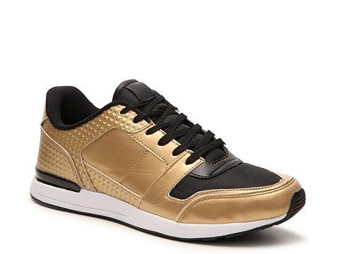 Incaltaminte Barbati Steve Madden Jaromir 2 Sneaker Gold Metallic