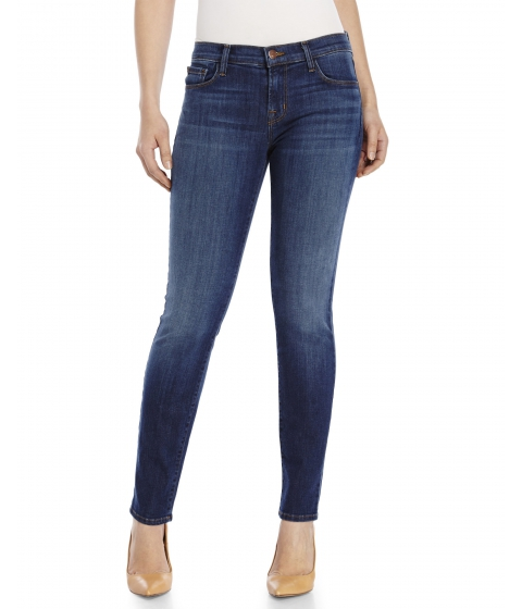 Imbracaminte Femei J Brand Storm Mid Rise Skinny Jeans Storm