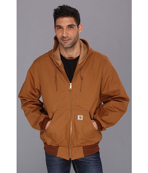 Imbracaminte Barbati Carhartt Thermal Lined Duck Active Jacket Carhartt Brown