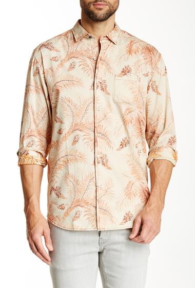 Imbracaminte Barbati Tommy Bahama High Desert Palm Regular Fit Shirt RED HOT