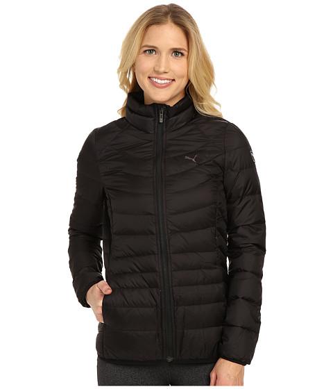 Imbracaminte Femei PUMA StretchLight Packlight Down Jacket Black
