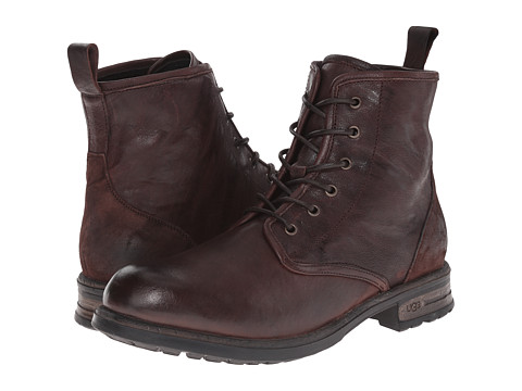 Incaltaminte Barbati UGG Gavino Dark Brown