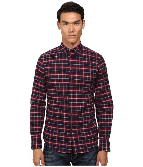 Imbracaminte Barbati DSQUARED2 Metal Wired Shirt Mix Colours