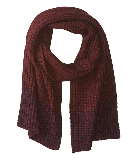 Accesorii Femei Marc by Marc Jacobs Patchwork Wool Scarf Musk Brown Multi