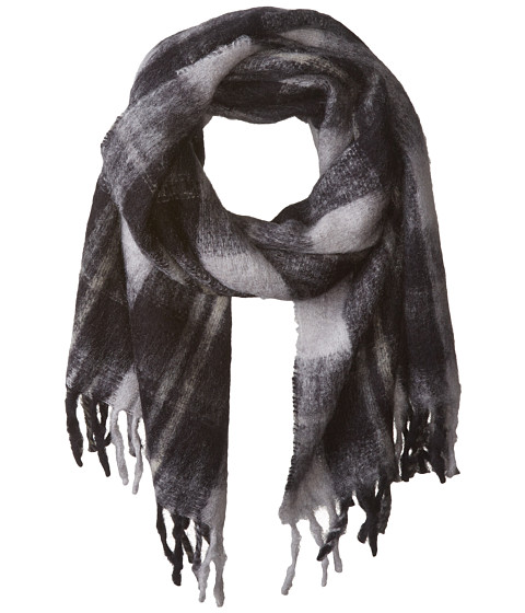 Accesorii Femei Marc by Marc Jacobs Blanket Plaid Scarf Black Multi