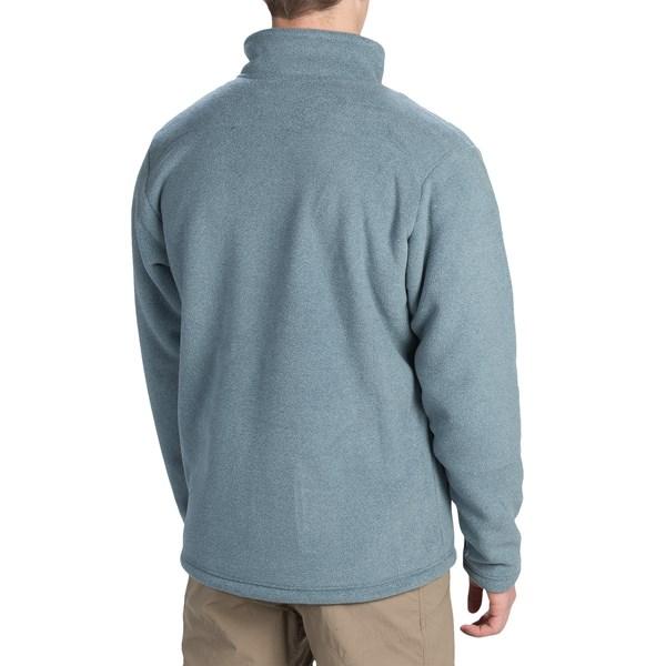 Imbracaminte Barbati Columbia Teton Peak Fleece Jacket EVERBLUE (01)