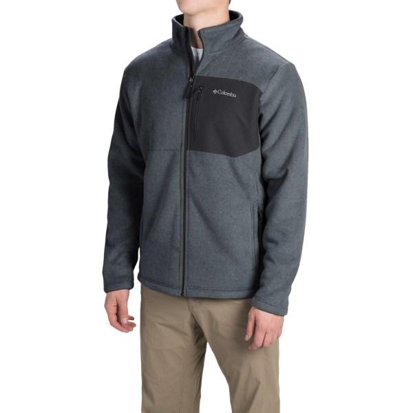Imbracaminte Barbati Columbia Teton Peak Fleece Jacket BLACK (02)