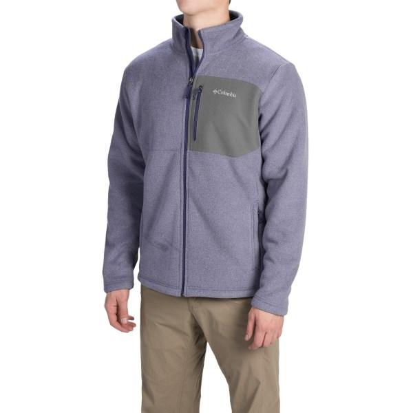 Imbracaminte Barbati Columbia Teton Peak Fleece Jacket NOCTURNALGRAPHITE (04)