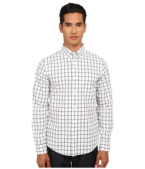 Imbracaminte Barbati Jack Spade Afton Windowpane Shirt White