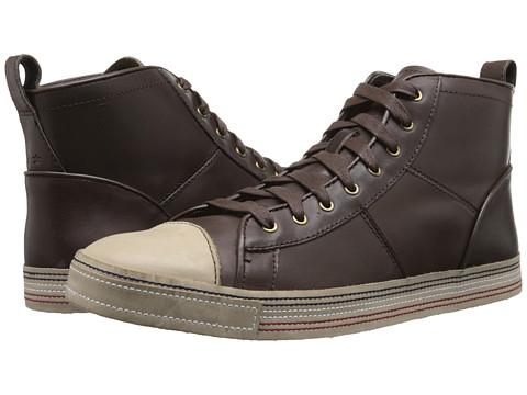 Incaltaminte Barbati John Varvatos Mick Sneaker HI Dark Brown