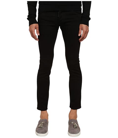 Imbracaminte Barbati DSQUARED2 Clement Jeans Black