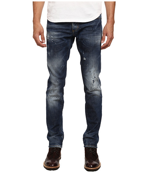 Imbracaminte Barbati DSQUARED2 Slim Jeans Blue