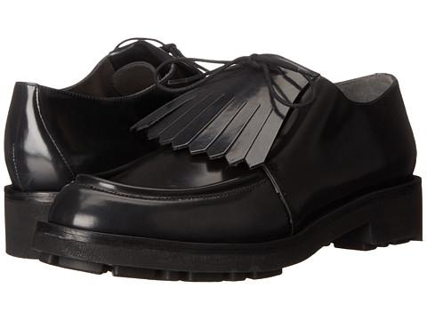Incaltaminte Femei Robert Clergerie Bro02 Dark Grey Leather