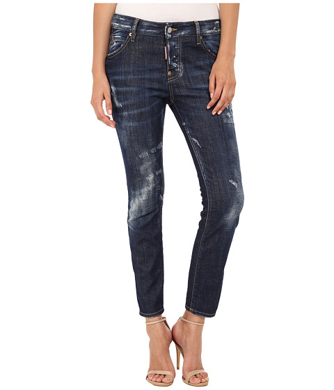 Imbracaminte Femei DSQUARED2 Cool Jeans Blue