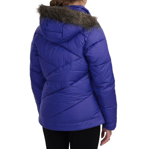 Imbracaminte Femei Columbia Snow Eclipse Omni-Shield Jacket - Insulated LIGHT GRAPE (01)