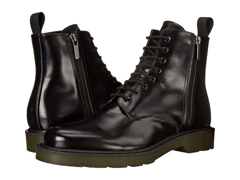 Incaltaminte Barbati Alexander McQueen Side Zip Boot Black