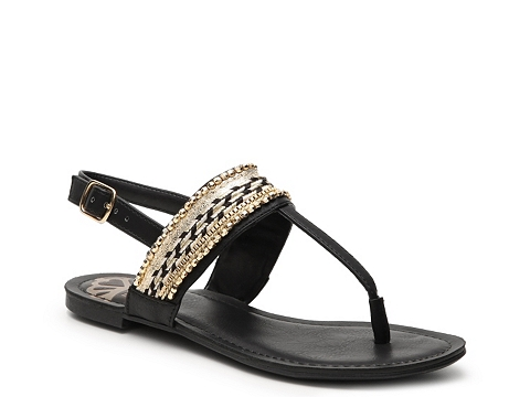 Incaltaminte Femei Fergalicious Frazzle Flat Sandal Black