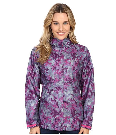 Imbracaminte Femei Columbia Arcadiatrade Print Jacket Haute Pink Camo