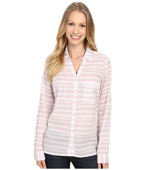 Imbracaminte Femei Columbia Early Tidetrade Long Sleeve Shirt Flint Grey Stripe