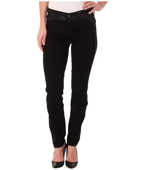 Imbracaminte Femei Miraclebody Jeans Haley Jean Saddle Jeans in Licorice Black Licorice Black