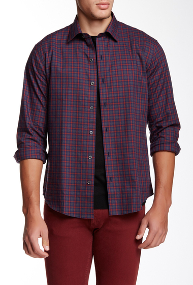 Imbracaminte Barbati Zachary Prell Jack Long Sleeve Shirt NAVY