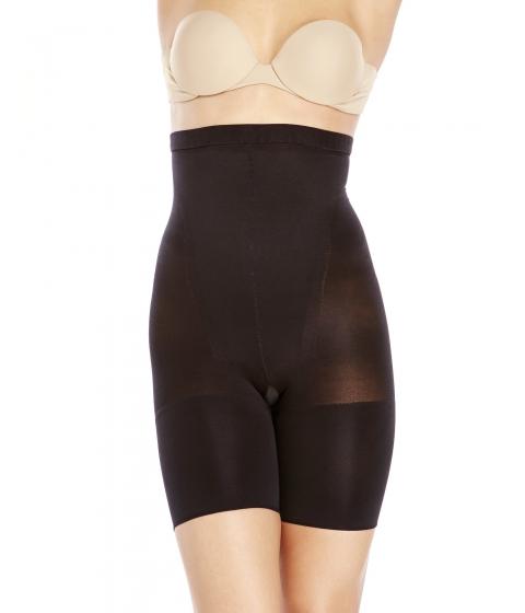 Imbracaminte Femei Spanx Super Higher Power Mid-Thigh Shaper Black