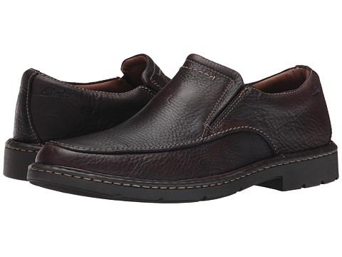Incaltaminte Barbati Clarks Stratton Easy Brown Leather