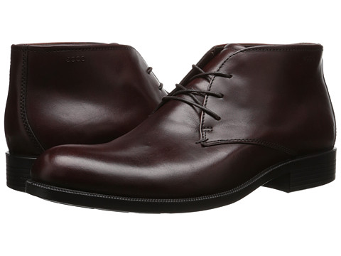 Incaltaminte Barbati ECCO Harold Plain Toe Boot Rust