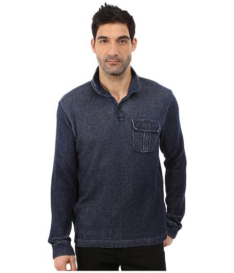 Imbracaminte Barbati Lucky Brand Workwear Mock Neck Indigo