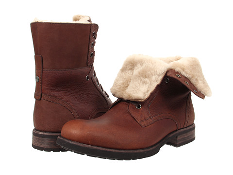 Incaltaminte Barbati UGG Larus Grizzly Leather