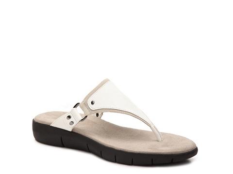 Incaltaminte Femei A2 Wip About Flat Sandal WhiteBeige