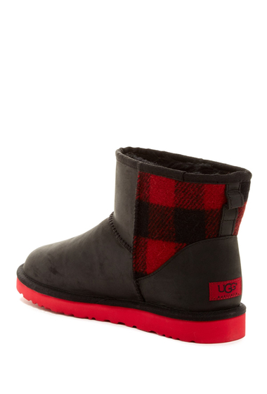 Incaltaminte Barbati UGG Classic Mini Plaid UGGpure Boot RWRD