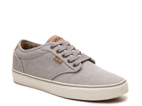 Incaltaminte Barbati Vans Atwood Deluxe Washed Sneaker - Mens Grey